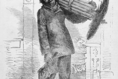 Chimneysweep - Mayhew - 1864. Date: 1864