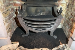 Soot in stove