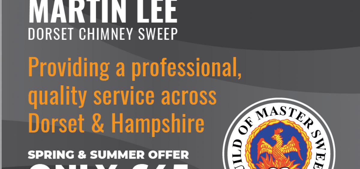 Dorset Chimney Sweep Spring offer